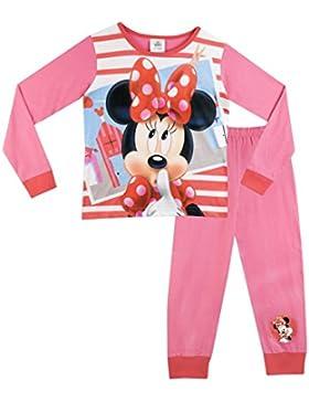 Minnie Mouse Mädchen Zweiteiliger Schlafanzug Official
