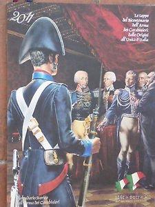 CALENDARIO DELL'ARMA DEI CARABINIERI 2011 CON CORDONCINO ORIGINALE 2010
