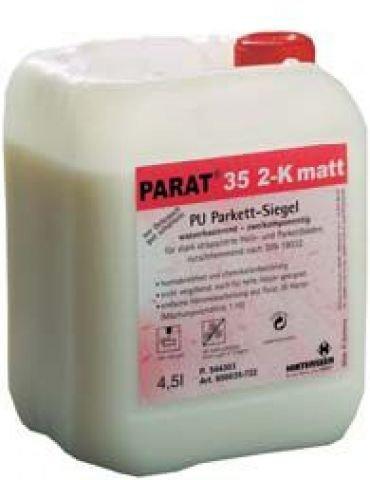 Preisvergleich Produktbild PARAT 35 2-K Parkettlack matt 4,95 L Kanister