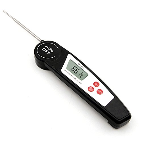 Fleisch Thermometer Digital Instant lesen Lebensmittel Kochen Thermapen Wasserdicht Sicher Backen Grill Thermometer