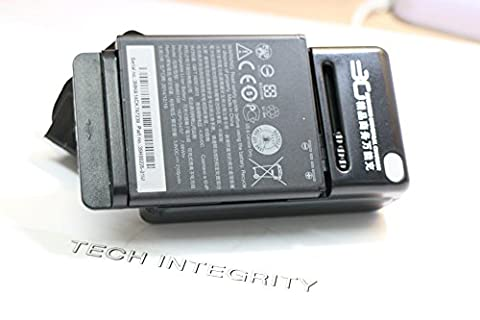 Tech Integrity ® Universal UK Plug Emergency Curtsey Battery Clip on Charger 5V 1 Amp for Your Broken Charging Pin Phones Compatible with Most of Straight Batteries including Nokia 6230 6280 6300 6700c 6500 6500c Samsung S1 S2 S3 S3 Mini S4 S4 Mini S5 S5 Mini Fame Core Prime Alpha Mega Ace Ace3 Ace4 Sony K750 K800 W850 Xperia X10 Arc & Many More Batteries