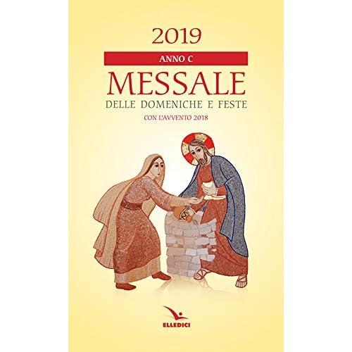 Messale Delle Domeniche E Feste 2019
