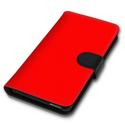 Wallet Book Style Flip Handy Tasche Case Schutz Hülle Schale Motiv Etui für Apple iPhone 6 Plus / 6S Plus - Variante UMV8 Design12 Design 8