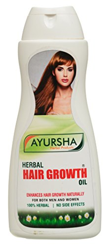 Ayursha Herbal Hair Growth Oil, 200 ml