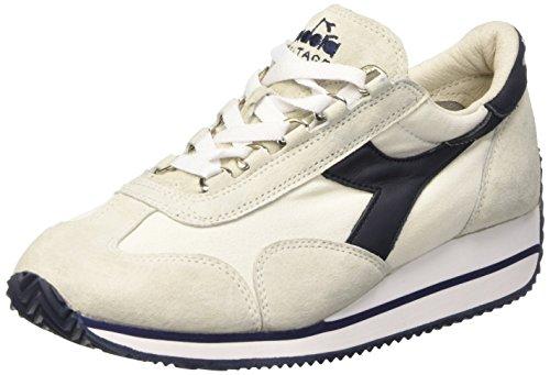 20115603001C0200 Diadora Heritage Sneakers Femme Chamois Noir Bianco (White/Ebony)