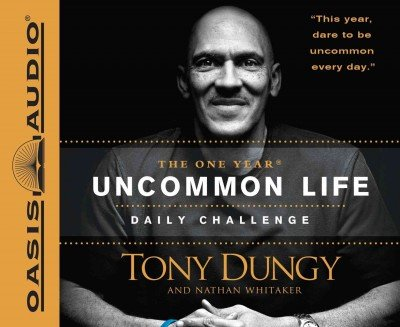 the-one-year-uncommon-life-daily-challenge-by-dungy-tony-author-compact-disc-on-10-2011