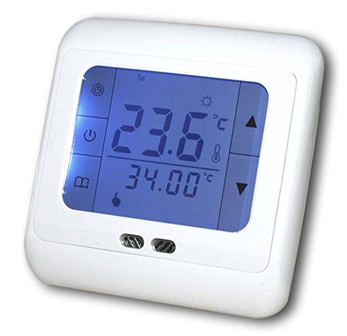 SM-PC®, Raumthermostat Thermostat programmierbar mit Touchscreen #799 -