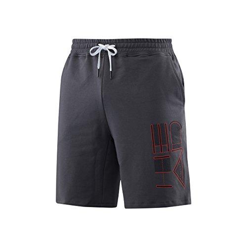 HEAD Herren Oberbekleidung Transition T4S Shorts anthrazit, XL