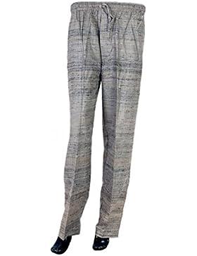 Trouser Matka Raw Silk