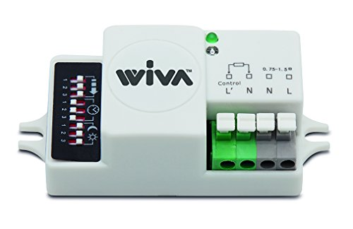 Wiva Drivers–Capteur Mouvement ON-OFF wlas-b Built-in