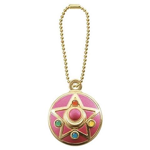 Sailor Moon 20th Anniversary Die-Cast Charm Porte-Clés - Crystal