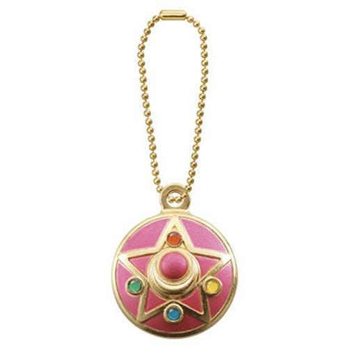Sailor Moon 20th Anniversary Die-Cast Charm Keychain - Crystal Star