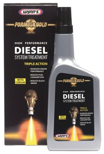 Wynn's Formula Gold Hochleistungs-Dieselmotorbehandlung, High Performance Diesel System Treatment, 500ml