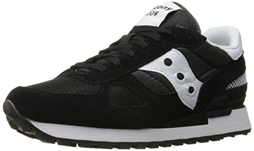 Saucony Shadow Original, Scarpe da Running Unisex-Adulto, Multicolore (Charcoal 644), 43 EU