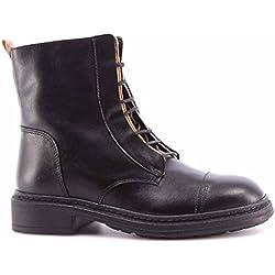 Scarpe Donna Ankle Boots ALVIERO MARTINI 1°Classe Woman Half Boot Black Italy