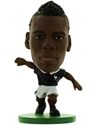 SoccerStarz - SOC518 - France Paul Pogba - Le Maillot Officiel - Figurine