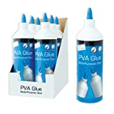 Just Stationery Colle PVA – Blanc