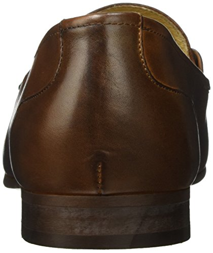 Hudson London Herren Renzo Slipper Braun (Tan)