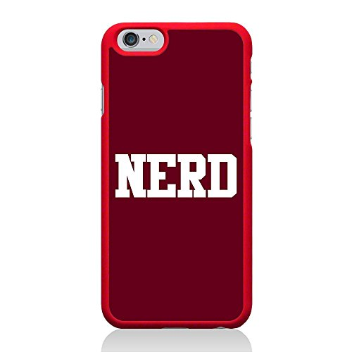 nerd-call-candy-cover-per-apple-iphone-6-2f6s-colore-rosso