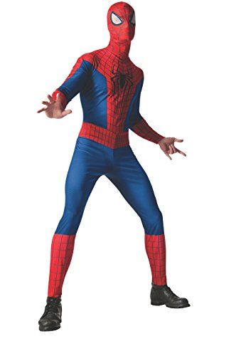 The Amazing Spiderman Kostüm 2 Deluxe-Men-Film