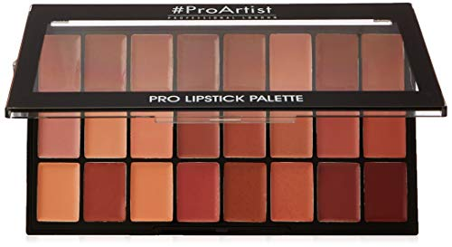 proartist Freedom Palette–Stange Lippen Pro Naked