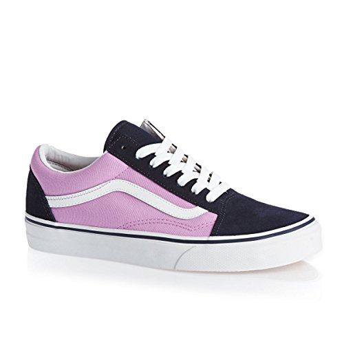VANS Chaussures - Old Skool - Heel Pop Eclipse Violet Tulle Heel Pop Eclipse Violet Tulle