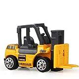 NiceButy Escavatore di Costruzione Giocattoli Auto Push And Go Veicoli dell'automobile Giocattoli per i Bambini 1PC (Carrello elevatore) Toy Fun for Kids