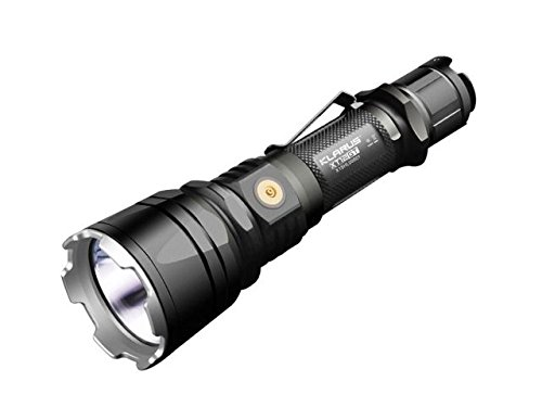 Preisvergleich Produktbild Klarus XT12GT XH-P35 HI LED 1600 Lumen taktische Taschenlampe mit Ladeanschluss