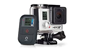 GoPro HERO3+ Black-Silver Surf Edition (12MP, Wi-Fi) (discontinued by manufacturer)