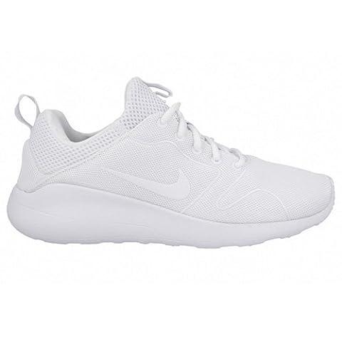 Nike Kaishi 2.0, Baskets Basses Homme, Blanc (Black / White), 41 EU