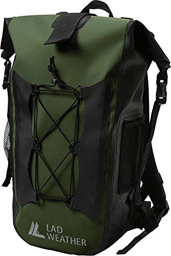 LAD WEATHER Lad Wetter, wasserdicht, leicht, Tarpaulin, Sport, Outdoor, Reisen, 40l/Rucksack Wasserdicht Roll Top Aquafree Dry Bag (Roll-top-dry Bag)