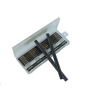 82mm HSS-Hobelmesser reversibel für Makita, Black & Decker, Bosch, DeWalt und Elu Hobelmaschine, 10 Stück per Box