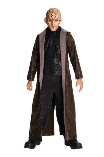 Star Trek Movie Deluxe Nero Costume Child ()