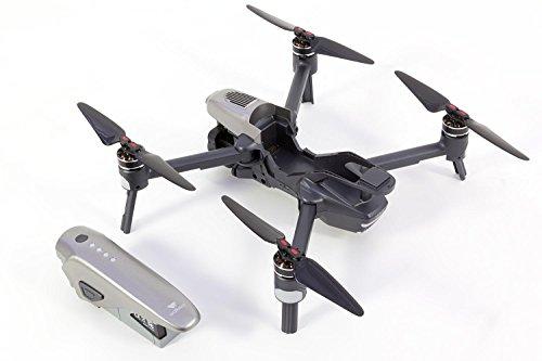 Walkera 15001000 Vitus Portable Quadrocopter RTF - FPV-Drohne mit 4K UHD-Kamera, Hinderniserkennung, GPS, Active Track, DEVO F8S-Fernsteuerung, Akku und Ladegerät - 4