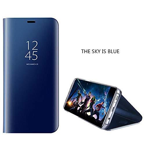Momoxi Phone Accessory Huawei Handyhülle Handy-Zubehör Spiegelüberzug Schlaf aufwachen Flip Leder Standplatz-Fall-Abdeckung für Huawei Mate 20 lite hülle