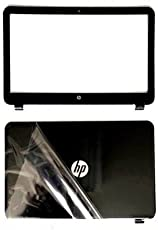 HP 245  Laptop Panel Front Bezel and Hinges (GLOSSY)