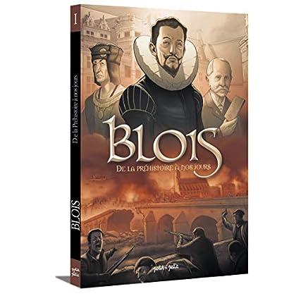 Blois : De la préhistoire à nos jours