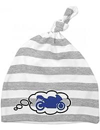 Mikalino Baby Mütze Motorrad