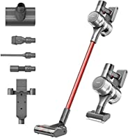 Dreame T20 Cordless Vacuum Cleaner with All-in one HD Screen, 70 mins Runtime Lightweight Stick, 25Kpa Powerfu
