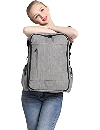Diaper Bag Multi-Function Waterproof Travel Backpack Nappy Bags For Baby Care, Large Capacity, Stylish And Durable...