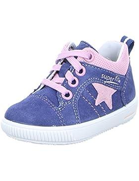 Superfit Baby Mädchen Moppy Sneaker