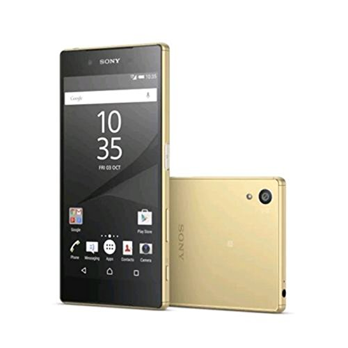 "Sony Xperia Z5 (E6683) 32GB Oro (Gold) - Dual SIM [Android, 5.2"" IPS Touchscreen, NFC, LTE, 23MP Camera]"