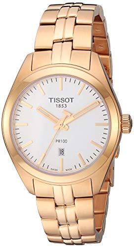 Tissot Damas Watch Pr 100 Reloj T1012103303101