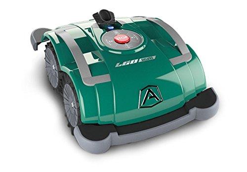 Ambrogio Robot AM060D0K8Z Rasaerba Robot L60 Deluxe senza Installazione, Verde, 44 x...