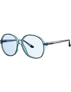 Gant Damen Sonnenbrille Blau GWS8005-BL-9