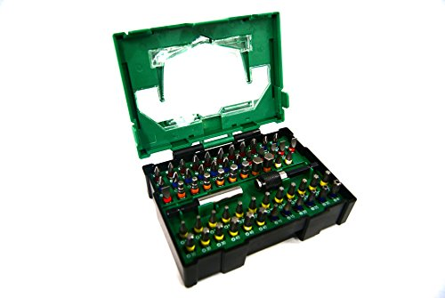 Hitachi Bit Box 60-teilig, grün