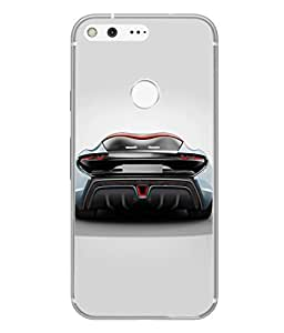 Fuson Designer Back Case Cover for Google Pixel (tries pick you up when fallen if they )