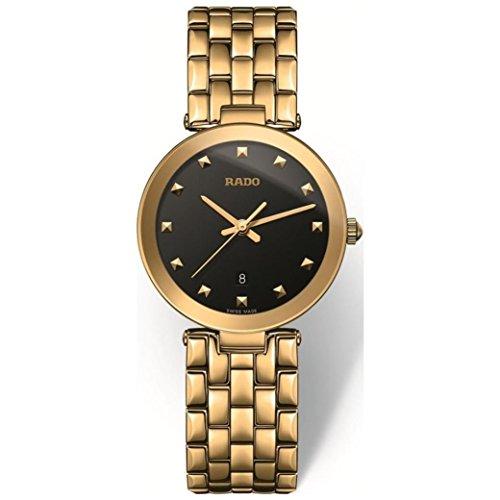 Rado Women's Florence 28mm Steel Bracelet & Case Quartz Analog Watch R48872163