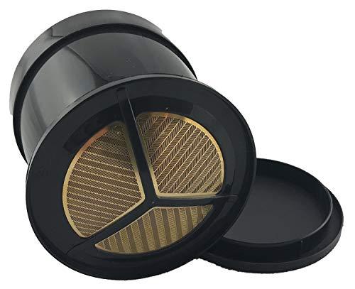 ZIP Premium Eintassenfilter Kaffeefilter Goldfilter KF300 schwarz