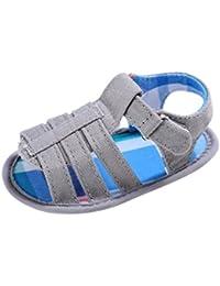 Zapatos para bebés ❤️Xinantime Zapatos para bebés Niños Sandalias Niños Cuna de suela blanda Sandalias Recién Nacidas para Niños